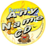 Any Name Single CD'S