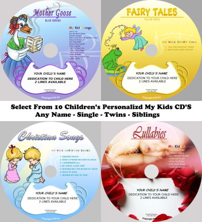 My Kids CD