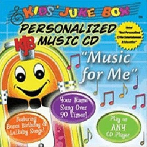 Music For Me Volume 1 - CD & MP3 Download