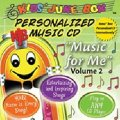 Music For Me Volume 2 - CD & MP3 Download