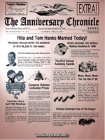 Anniversary Chronicle