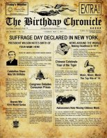 Birthday Chronicle