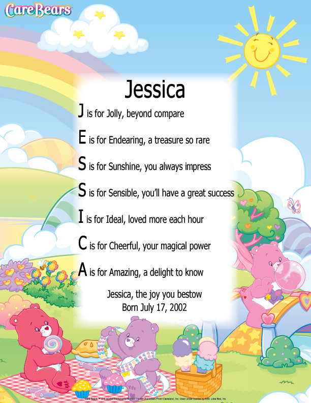 how to write names in picture