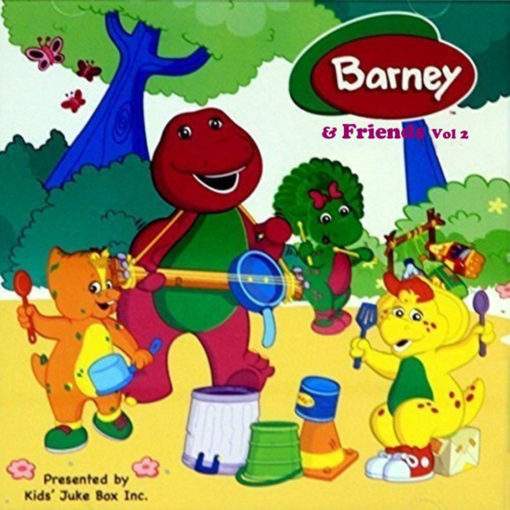 Barney - Volume 2 - CD & MP3 Download