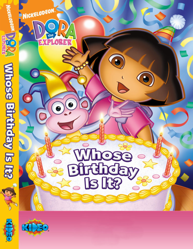 DORA DIEGO WHOS BIRTHDAY IS IT